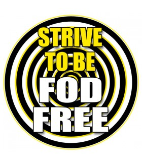 FOD Sticker 4 Strive
