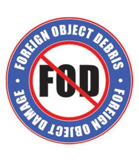 FOD Sticker 4 America