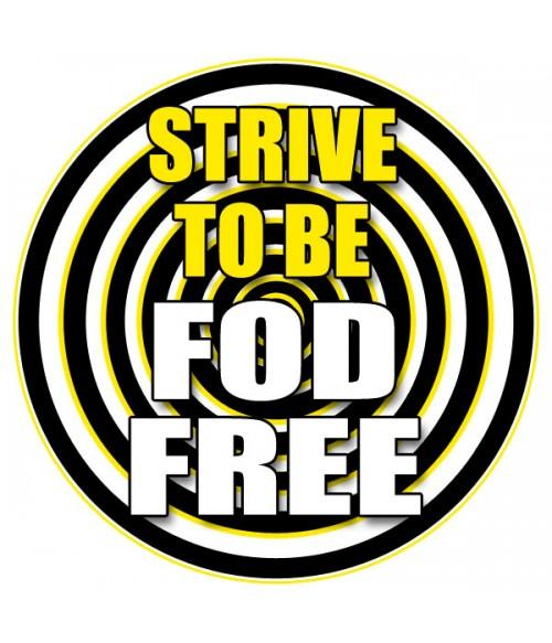 FOD Sticker 4 Strive