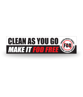 FOD Banner 2x8 Clean
