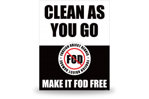 FOD Poster 22x28 Clean