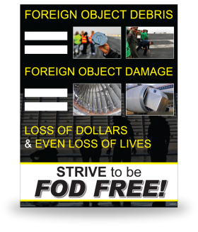 FOD Poster 22x28 Strive